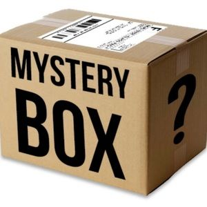 Men's hypebeast mystery box